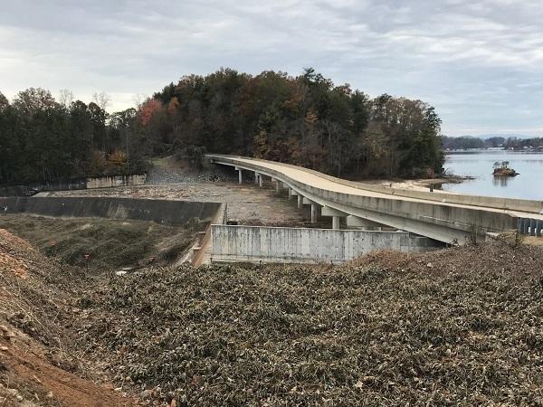 Linville Dam